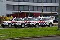 Dutch police cars at NSS 2014.jpg