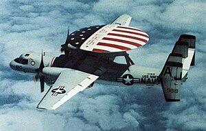 VAW-116 - Image: E 2B Hawkeye VAW 116 1976 bicentennial markings