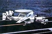 E-2B VAW-113 CV-43 1979