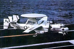 VAW-113 - Image: E 2B VAW 113 CV 43 1979