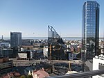ES-HAL Balloon Tallinn over Port of Tallinn Tallinn 25 May 2016.jpg