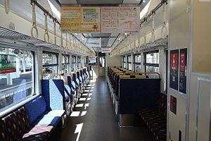 ET122 - Image: ET122 interior