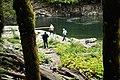 Eagle Falls, Skykomish River swimming hole 01.jpg