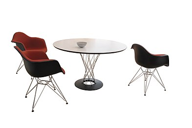 eames fiberglass armchair wikipedia. Black Bedroom Furniture Sets. Home Design Ideas