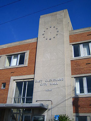East Cleveland, Ohio - East Cleveland City Hall