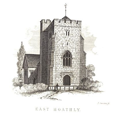 Notes On The Churches In The Counties Of Kent Sussex And