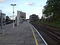 East Putney stn main line look north.JPG