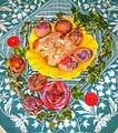 Easter table in Italian Bulgarian mixed style 2020 (2).jpg