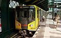 Eberswalder Str U-Bahn station, Berlin, Germany, June 2013 (9060308485).jpg