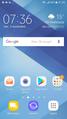 Ecran d'accueil de Android 6.0.png