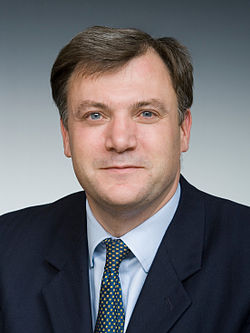 Ed Balls Image: National Archives.