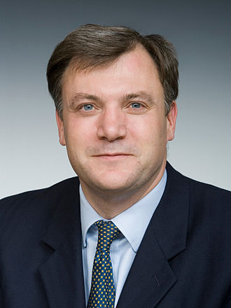 2010 Labour Party (UK) leadership election - Image: Ed Balls 2