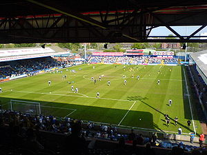 View From Cheadle End.