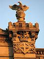 Edifici de la Duana, àguila.jpg