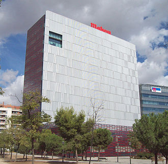 Mahou-San Miguel Group - Mahou-San Miguel Group head offices (Madrid)