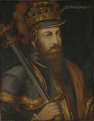 Battle of Caen (1346) - Edward III