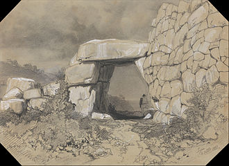 Segni - Edward Lear - Segni, 6 October 1838 - Google Art Project