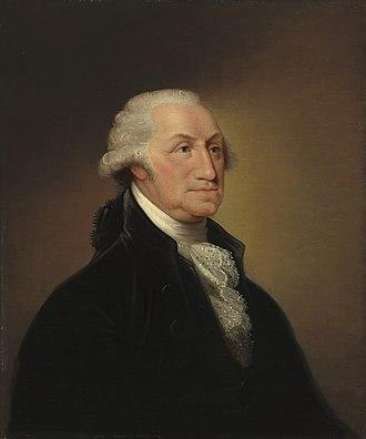 Edward Savage (artist) - George Washington, c. 1796