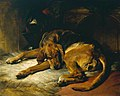Edwin Henry Landseer - Sleeping Bloodhound.jpg