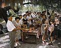 Egg cracking tradition- Tarpon Springs, Florida (8231475389).jpg