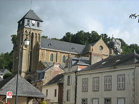 Eglise de Chailland (Mayenne, France).jpg