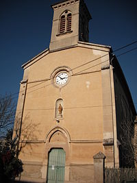 Eglise de Luynes by Malost.JPG