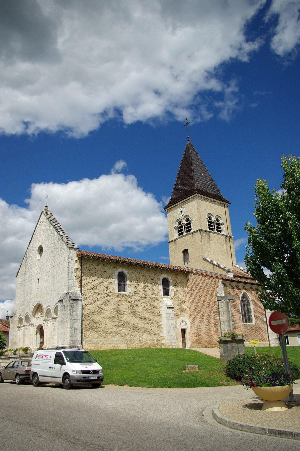 4e1186849725 Saint-Paul-de-Varax - Wikipedia