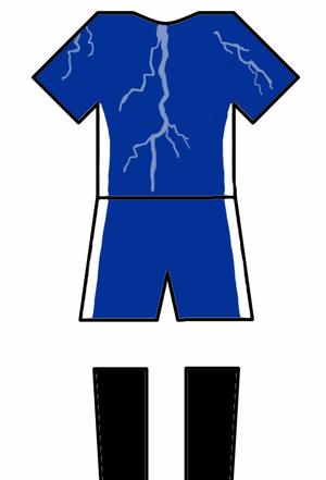 El Salvador national rugby league team - Image: El Salvador Rugby League Jersey
