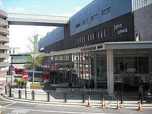 Eldon Square Bus Station