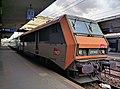 Electric locomotive 26145 at Mulhouse, France.jpg