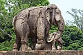 Elephant gate sculpture at Konark 02.jpg