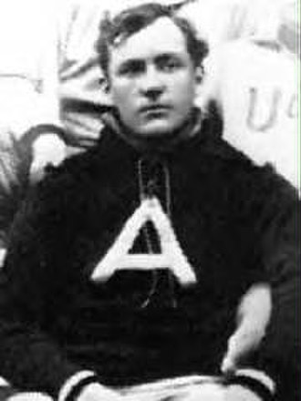 1892 Alabama Cadets football team - Eli Abbott played tackle for the 1892 team and later became Alabama's head coach.