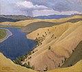 Elioth Gruner - Rolling hills, Yass, 1929.jpg