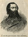Elisha Kent Kane. Wood engraving by (S. T.), 1856. Wellcome V0003173.jpg