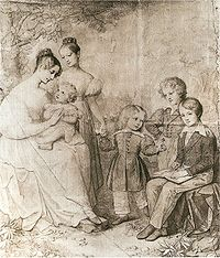 Ellenrieder Großherzogin Sophie von Baden und ihre Kinder.jpg