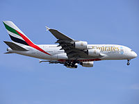 A6-EEE - A388 - Emirates
