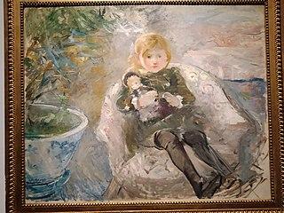 Enfant au fauteuil