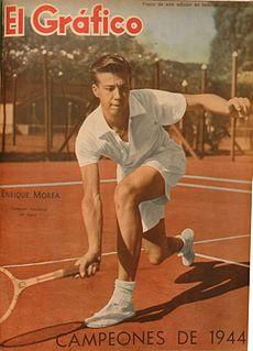 Enrique Morea Argentine tennis player
