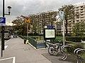 Entrée Station Métro Pont Sèvres Boulogne Billancourt 1.jpg