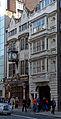 Entrance to Grays Inn and the Cittie of Yorke (6267170028).jpg