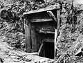 Entrance to a German Officer's dugout.jpg