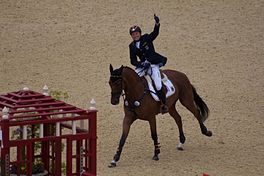 Equestrian sports at the 2012 Summer Olympics 8167