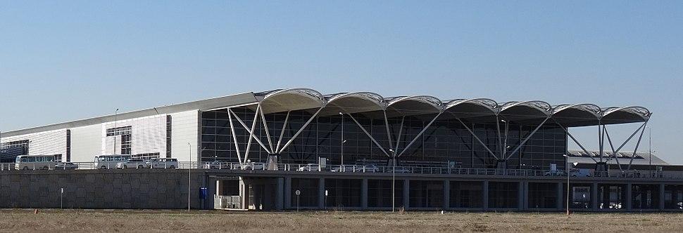 Erbil International Airport terminal building