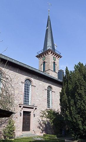 Evangelische Kirche Erfelden