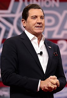 Eric Bolling American television personality