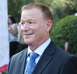 Eric Scott (actor) - Scott at The Waltons 40th Anniversary in 2012.