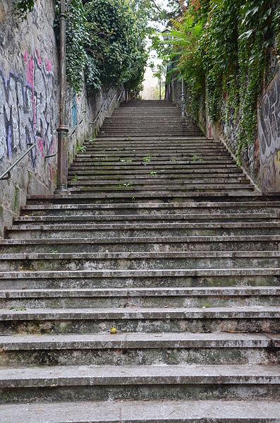 File:Escaliers à Saint-etienne.JPG