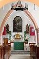 Eschenau - Kirche, Hochaltar.JPG