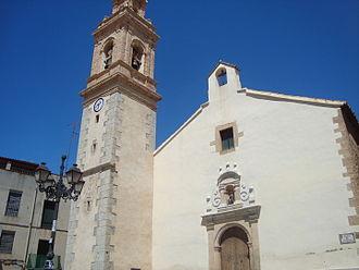 Figueroles - Església parroquial de Sant Mateu (Figueroles, Castelló)