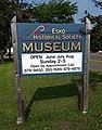 Esko Historical Society Museum sign.jpg